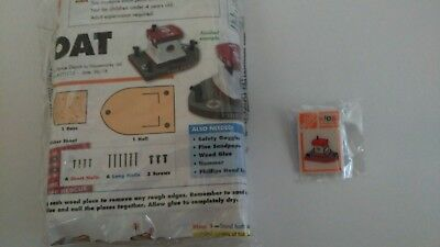 Home Depot Kids Workshop Fire Boat with Pin