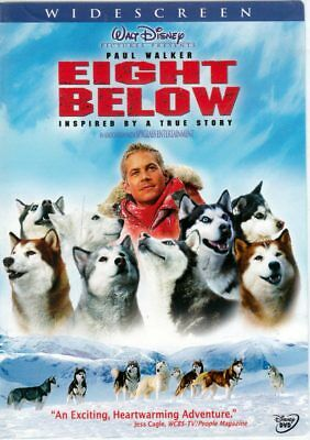 Eight Below (Widescreen Edition) [DVD] .. Paul Walker, Bruce Greenwood, Moon Bl