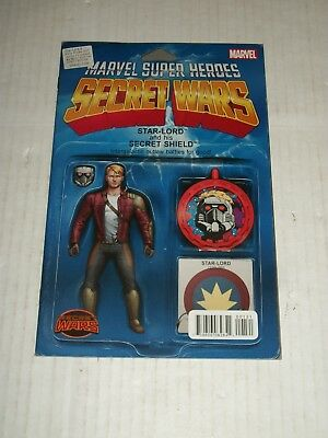 STAR-LORD /& KITTY PRYDE 1 CHRISTOPHER ACTION FIGURE VARIANT SECRET WARS