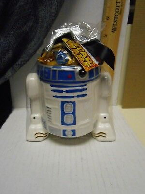 New Star Wars R2-D2 Ceramic Mug By Galerie 2006 Never Used