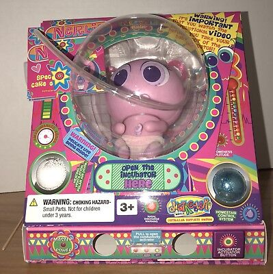 Nerlie Fidgets w/TOOTH Neonate Doll USA Version AUTHENTIC Distroller Sold Out