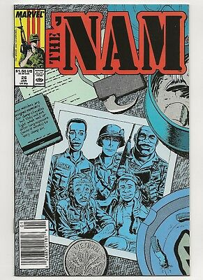 The 'Nam  #26  NM  Marvel (1989)