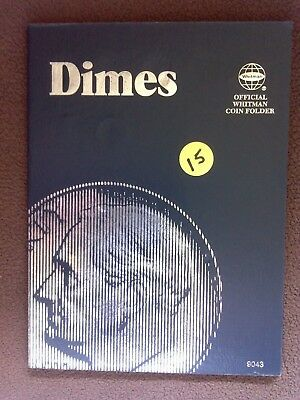 Roosevelt Dimes Collection 1965-2003