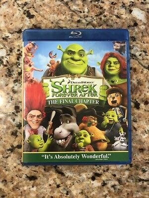 Shrek: Forever After the Final Chapter [Blu-Ray] FREE SHIPPING
