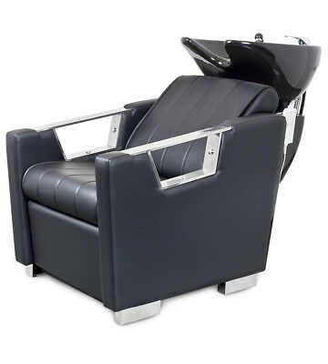 Back Wash with electric footrest Hairdressing furniture chair Beauty Salon