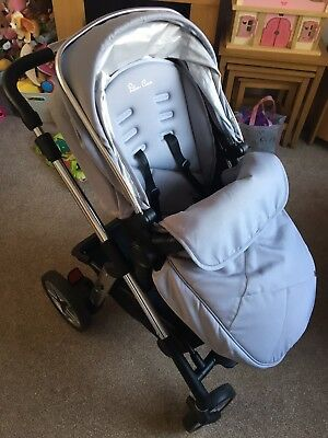 Silver Cross Pioneer Pram Full Travel System Full Instructions