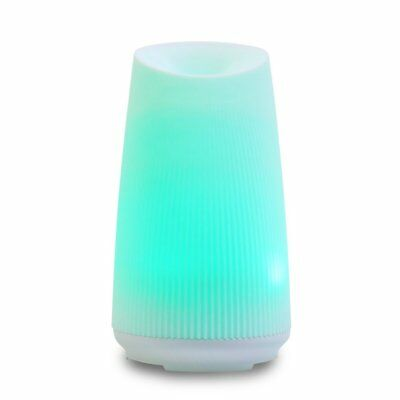 Aromatherapy Diffuser Zen, with Essential Oil Ultrasonic Aroma Diffusing Ambient