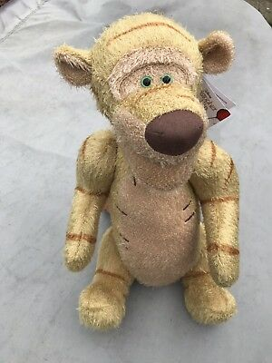 Tigger Christopher Robin Plush UK Disney Store - Brand New with Tags & Vouchers