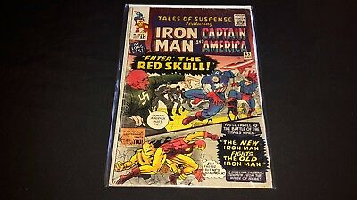 Tales of Suspense #65 - Marvel Comics - May 1965 - 1st Print - Iron Man