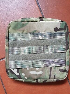 NEW Original British Army MTP Commanders Pouch Panel Virtus