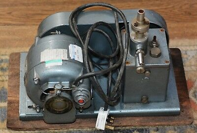Edwards Speedivac High Vacuum Pump 2SC20A Two Stage Model Used