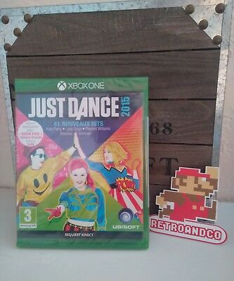 Just Dance 2015 Xbox One Neuf  Microsoft sous blister officiel