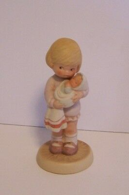 Can I Keep Her Mommy Girl Figurine Memories of Yesterday Baby Enesco