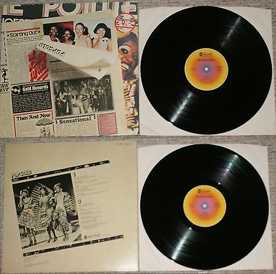 LP The Pointer Sisters - Pop Gold (Club Edition)