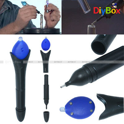 Fix UV Light Repair Tool Quick 5 Second Glue Refill Liquid Plastic Welding Kits