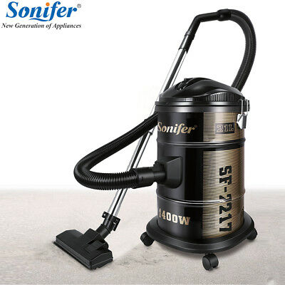 Vacuum Cleaner Dust Collector Water Filtration Wet Dry Use Large Capacity Device