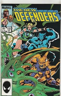 The New Defenders #141 VF/NM 9.0 Marvel Comics Valkyrie