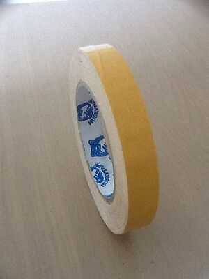 6 Rolls Husky Double Sided Mounting Tape  18mm x 25 metres Husky No 175