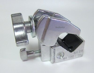 Manfrotto Art 035 Super Clamp - Excellent Condition