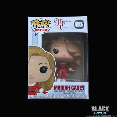 Funko Pop! Mariah Carey Merry Christmas Rocks Pop IN STOCK 85