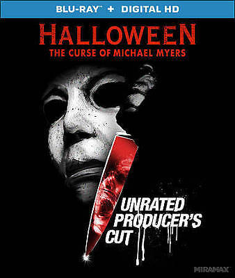 Halloween 6: The Curse of Michael Myers (Blu-ray Disc, 2015, 2-Disc Set)