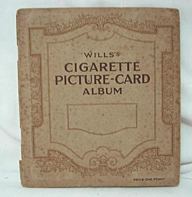 1939 WILLSs Cigarette Card Album COMPLETE Household Hints