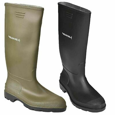 Men Rain Boots Dunlop Wellington Waterproof Knee Wellies Mucker Snow Women Shoes