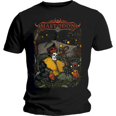 Mastodon 'Seated Sovereign' T-Shirt - NEW & OFFICIAL!