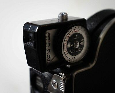 Bolex Rx Light-meter for on board reference