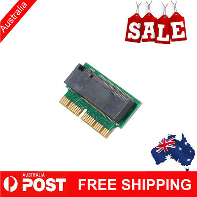 12Pin+16Pin 28Pin NGFF M.2 NVME SSD Adapter Card for 2013 2014 2015 Macbook Air