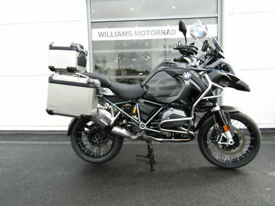 BMW R1200 GS Adventure Triple Black TE