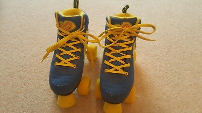 Rio Roller Boots Size 2 Eub34