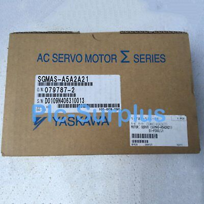 New Yaskawa SGMAS-A5A2A21 SGMASA5A2A21 One year warranty