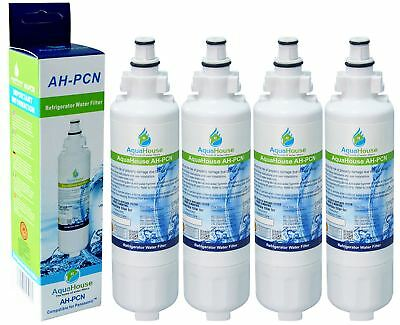 4x AH-PCN Compatible Water Filter for Panasonic CNRAH-257760 CNRBH-125950 Fridge