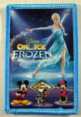"""Disney on Ice Patch - """" Frozen And Friends"""" Ice Show - New"""