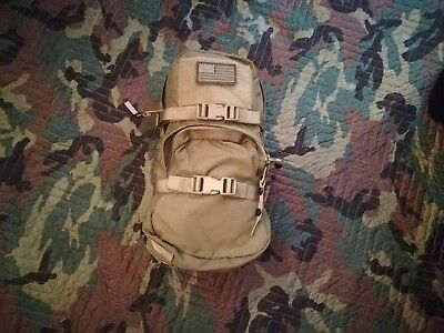 Eagle Industries pack M.A.P. MOLLE Coyote brown, used Great condition