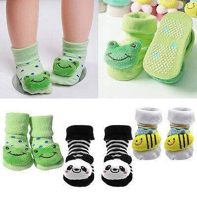 New Baby Kid Toddler born 3D Cartoonhortocklipper Antilipar ttoo Hot Sale Nice