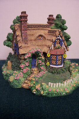 Enesco CHERISHED TEDDIES VILLAGE, A PICNIC FOR TWO 1995 Priscilla Hillman #'d NM