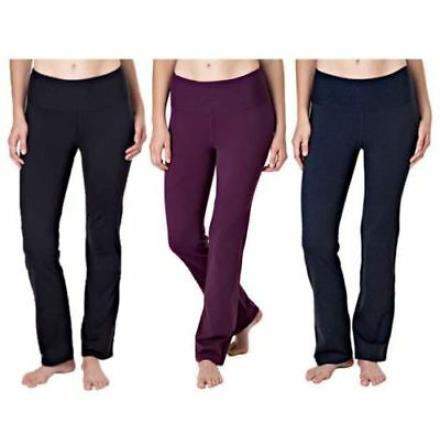 NEW!! Tuff Athletics Women's High Rise Active Yoga Pant GREAT VARIETY