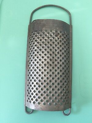 Antique Vintage French 1930's Kitchen Food Grater