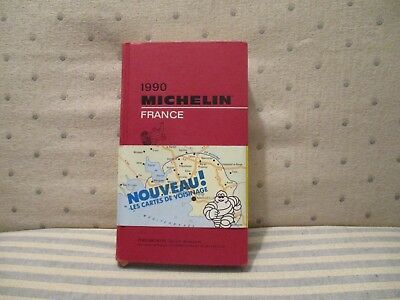 guide michelin 1990 Complet