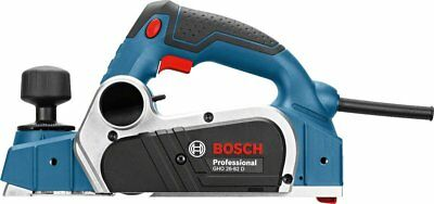 NEW WITH CASE Bosch Professional 06015A4370 GHO 26-82 D Corded 240 V Planer 240V