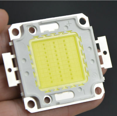 Smart IC Driver LED light Bulb COB Chip 110V 220V Input Integrated20/30/50W/100W