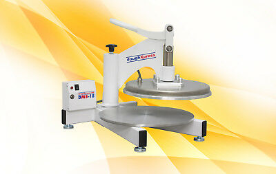 "New Doughxpress Manual Pizza 18"" Dough Press W/ Swing Arm  Model Dms-18"