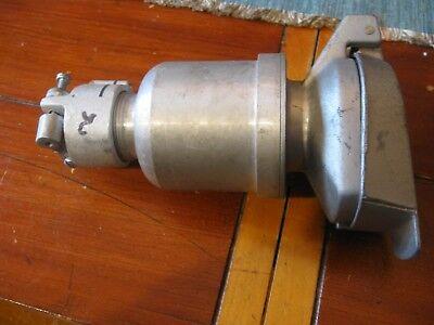 NICE Crouse Hinds Plug Connector Arktite Delayed Action Receptacle   PN#- CPR154