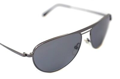 89b907293 TOM FORD WILLIAM POLARIZED JAMES BOND TF207 08D Sunglasses GUNMETAL GREY  FT0108