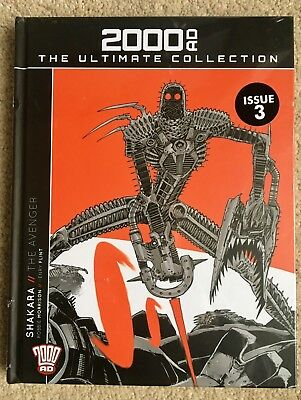 Shakara: The Avenger -  2000 AD The Ultimate Collection Issue 3 Vol 57