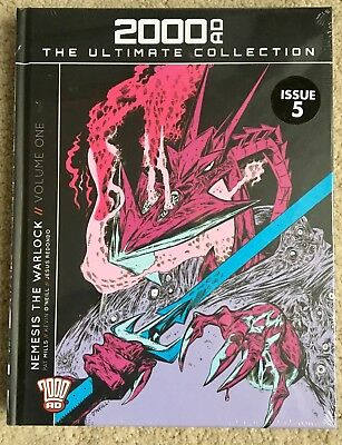 Nemesis the Warlock : Volume 1 -  2000 AD The Ultimate Collection Issue 5 Vol 19