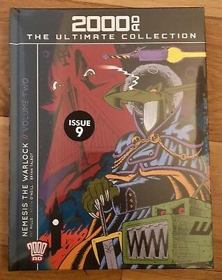 Nemesis The Warlock  Vol 2 - 2000 AD The Ultimate Collection Issue 9 Vol 20