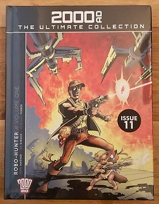 Robo-Hunter : Volume 1 - 2000 AD The Ultimate Collection Issue 11 Volume 14